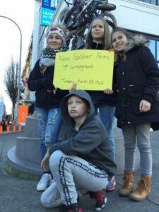 Grade 6, Civil Rights in Portland