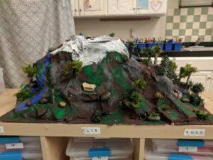 Grades 1-2, mountains