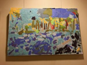 """""""Artists in Residence"""" at the Mirabella retirement community"""