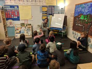 1/2 Class Fieldwork, Nov 2018