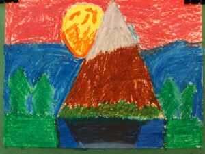 Apr 2019 Kinder Art