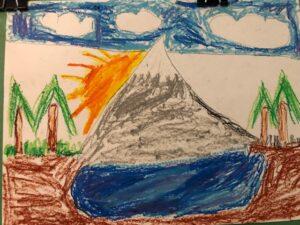 Apr 2019 Kinder Art