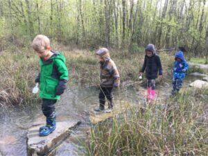 Kinder Fieldwork May 2019
