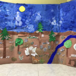 1st-2nd grade forest