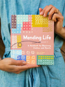 Mending Life: Co-authored and illustrated by Nina Montenegro