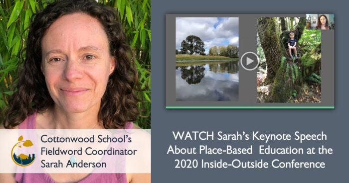 PBE Keynote Sarah Anderson