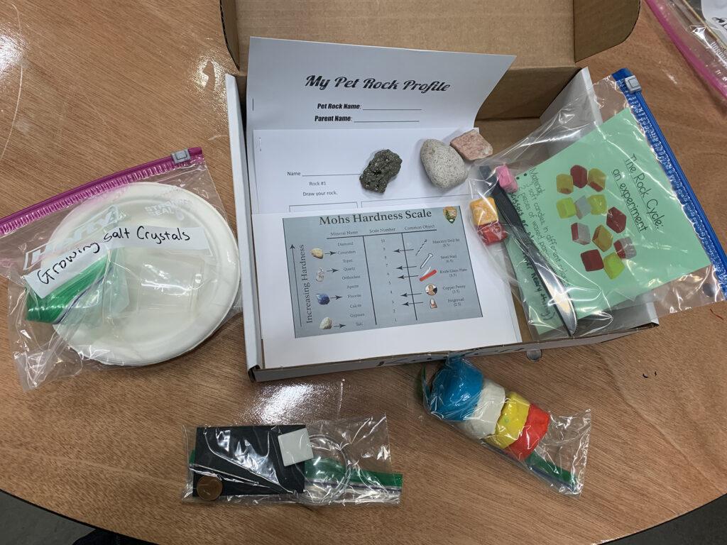 geology kit